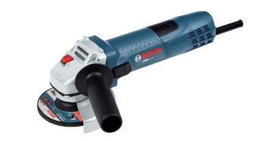 Bosch & Ridgid Slim Grip Small Angle Grinders