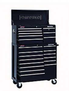 Half Off Craftsman 22 Drawer 40-inch Ball Bearing Combo!