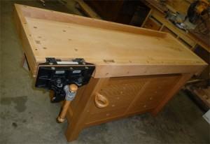 Amazing Woodworking Workbench Masterpiece