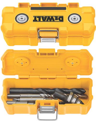 sc 1 st  ToolGuyd & Dewalt Magnetic ToughCase Bit u0026 Blade Storage