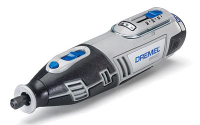 Win a Free Lithium-Ion Cordless Dremel 8200!