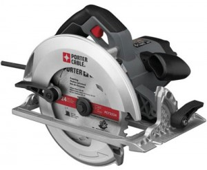 New Porter Cable Heavy Duty 15A Circular Saw