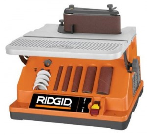 Ridgid Oscillating Edge Belt and Spindle Sander