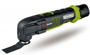 New Rockwell Lithium-ion Cordless SoniCrafter