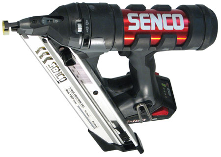 Senco Fusion Cordless Nailers Are on the Way!
