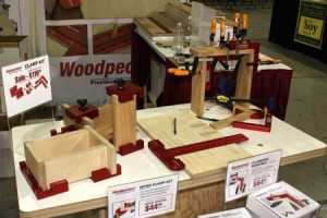 Woodpeckers Tools – Woodworking Shows Highlight!