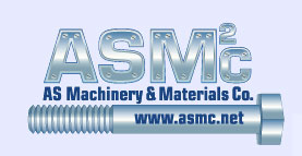 AS Machinery & Materials Co. (ASMC) – Fasteners Galore!