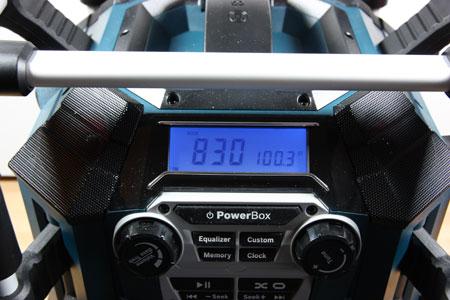 Bosch Power Box 360 Backlit LCD