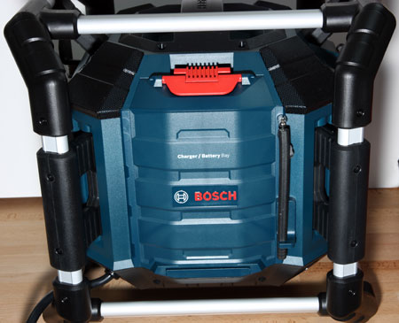 Bosch Power Box 360 Battery Charger Bay