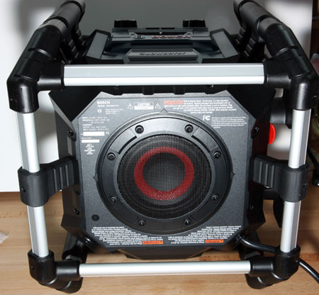 Bosch Power Box 360 Bottom Subwoofer