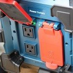 Bosch Power Box 360 Power Outlets