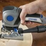 Dremel Trio Plunge Routing