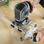 Dremel Trio with Circle Cutter