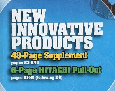 Sears 2010-2011 Tool Catalog Hitachi Emphasis