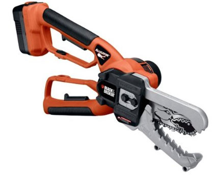 Black & Decker NLP1800 alligator Lopper 18V Cordless Chain Saw