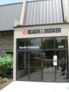 Our Awesome Visit to Black & Decker and Dewalt