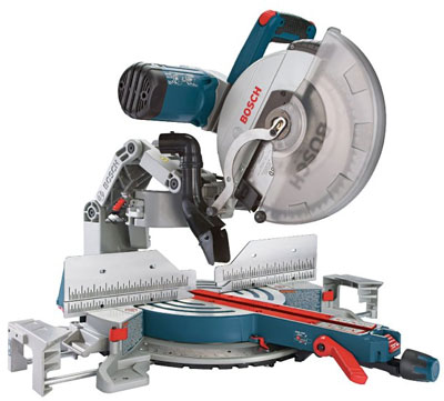 Bosch's New GCM12SD Axial-Glide Sliding Miter Saw