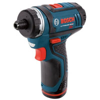 Bosch PS21 Cordless Pocket Driver Gift Guide