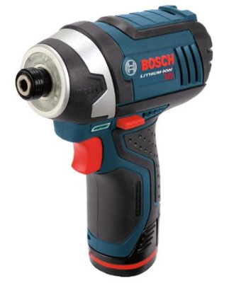 Bosch PS41-2A Pocket Lithium Ion Impact Driver