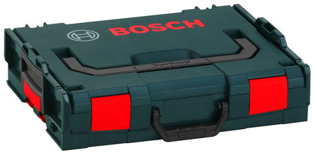 Nearly Here – Bosch Sortimo L-Boxx Tool Storage