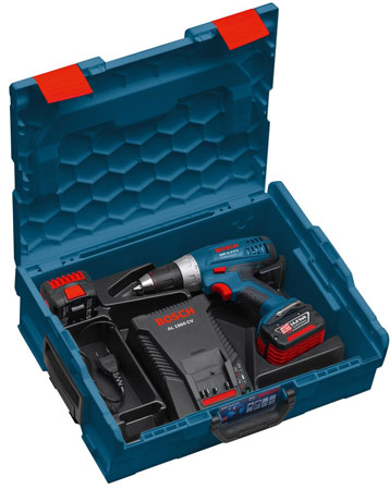 First Bosch L-Boxx Tool Case Combos Announced