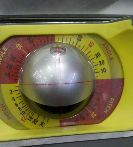 C.H. Hanson Precision Ball Level Durability Update