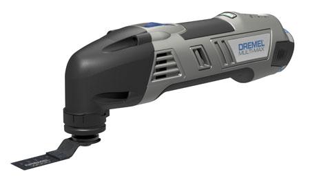 Cordless 8300-01 Dremel Multi-Max 12V Oscillating Tool