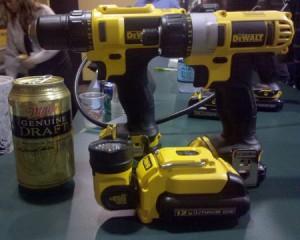 Dewalt 12V MAX Cordless Drill Driver Flashlight MGD Teaser