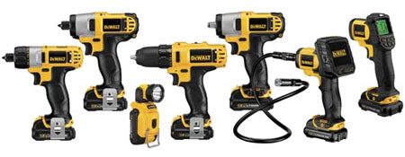 Dewalt 12V MAX Lithium Ion Cordless System Preview