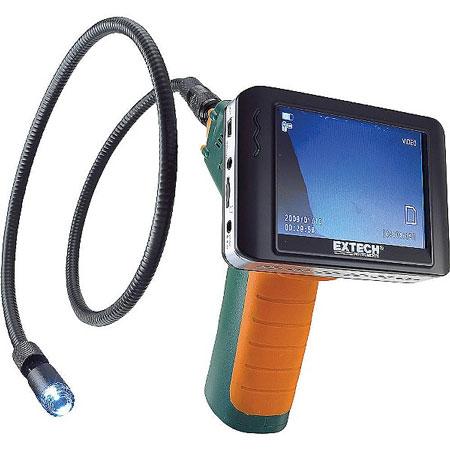 Extech Video Borescope & Wireless Inspection Camera