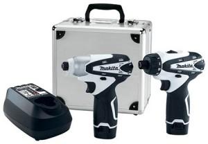 Makita LCT203W 2-Tool Cordless Drill Driver Combo Kit