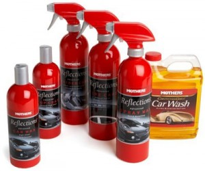 Mothers Car Care Reflections Kit
