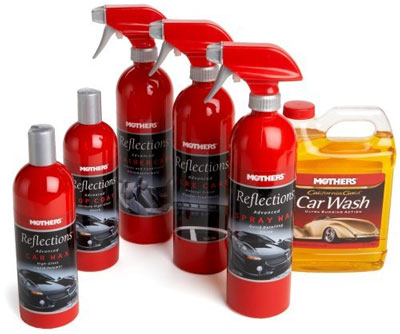 Mothers Car Care >> Gift Guide Mothers Car Care Reflections Kit