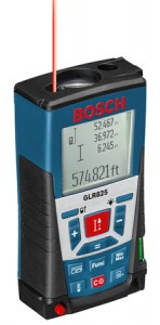 Bosch's New Long Distance Measuring Laser Range Finders