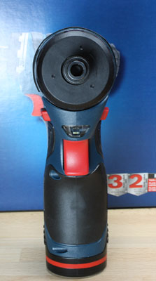 Bosch PS21 Pocket Driver Front View