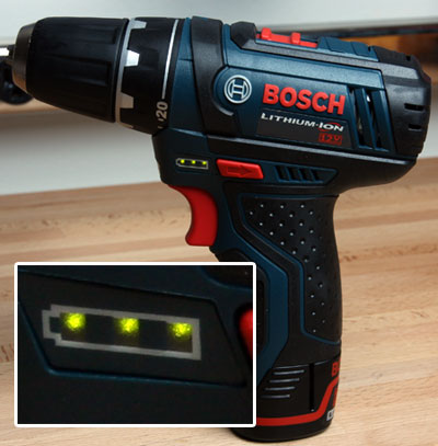 Bosch Cordless PS21 And PS31