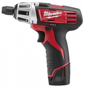 Milwaukee M12 Cordless Screwdriver