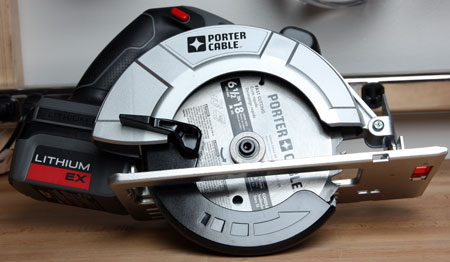 Porter cable cordless 18v circular saw review greentooth Image collections