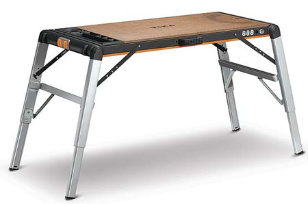 Vika 2-in-1 Portable Workbench on Sale