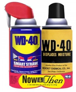 WD-40 Then and Now Nostalgic Combo Pack