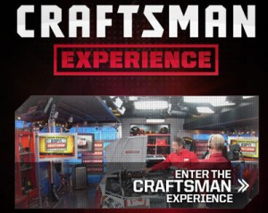 Craftsman Experience Store Intro