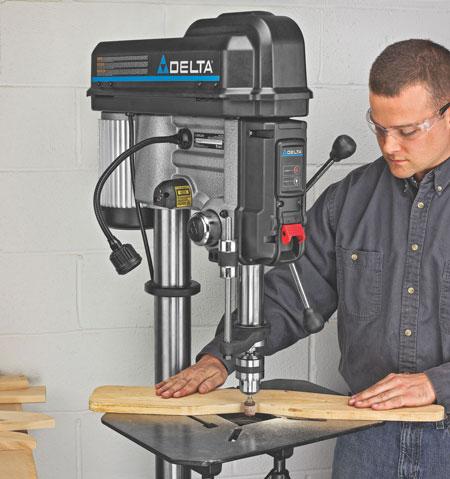 Delta 18-inch Drill Press 18-900L