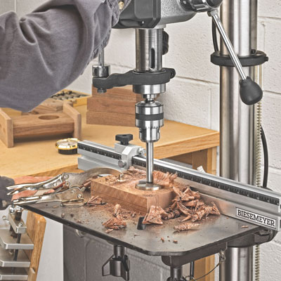 Delta Auto Sales >> Delta's Newest Woodworking Drill Press