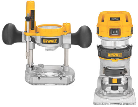 Dewalt Launches New Compact Router