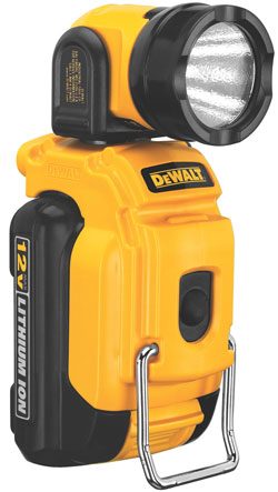 Dewalt DCL500 12 Volt Max Lithium Ion Cordless Work Light