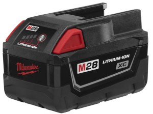 Milwaukee M28 Lithium Ion battery