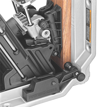 Porter Cable QuickJig Pocket Hole Joinery System Side View