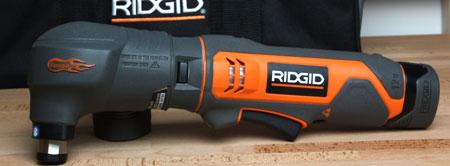 Ridgid JobMax Auto-Hammer Head