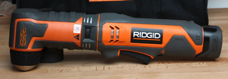 Ridgid JobMax Right Angle Drill