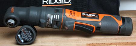 Ridgid JobMax Right Angle Impact Driver